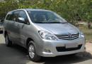 Cho thuê xe 7 chỗ Toyota Innova