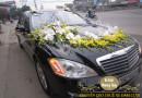 Xe cưới MERCEDES S550