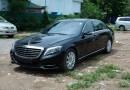 Cho thuê xe Vip hạng sang Mercedes S500