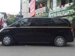 starex limousine cho thue