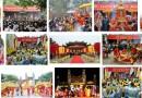 Cho thuê xe du lịch tham quan lễ hội Đền Trần (Nam Định)